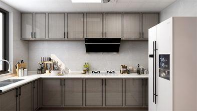100平米三室一厅中式风格厨房装修效果图