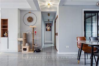 140平米三室两厅北欧风格玄关欣赏图