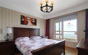 100平米三室两厅美式风格卧室欣赏图