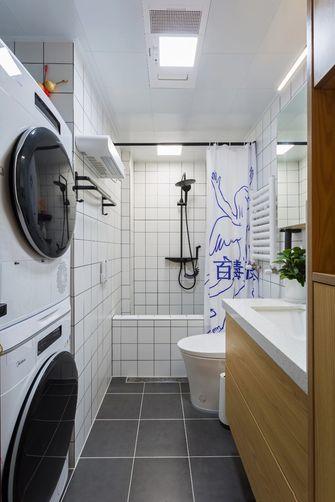50平米小户型日式风格卫生间装修案例