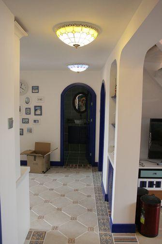 70平米地中海风格玄关装修图片大全