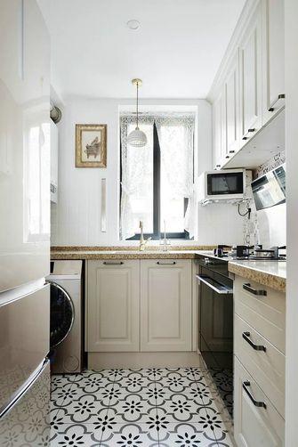 30平米小户型法式风格厨房装修图片大全