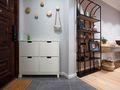 60平米公寓现代简约风格玄关欣赏图