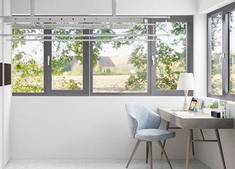 90平米日式风格阳台图片