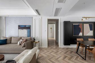140平米三室三厅混搭风格走廊装修案例