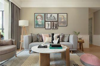 110平米三室两厅北欧风格其他区域设计图