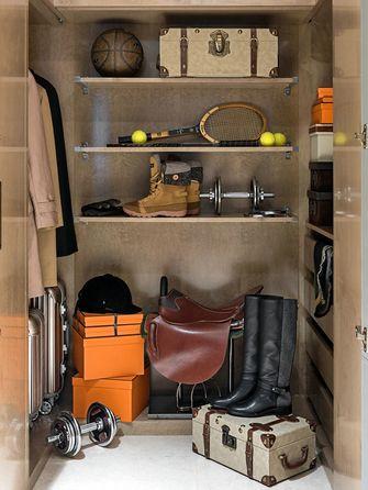 100平米三室两厅法式风格储藏室装修效果图