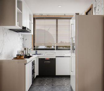 140平米四室两厅日式风格厨房装修图片大全