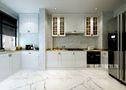 140平米三法式风格厨房设计图