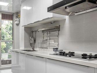 100平米三室三厅日式风格厨房图片