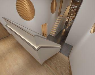 140平米日式风格楼梯间效果图