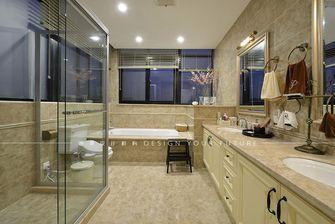 豪华型140平米别墅美式风格卫生间装修效果图