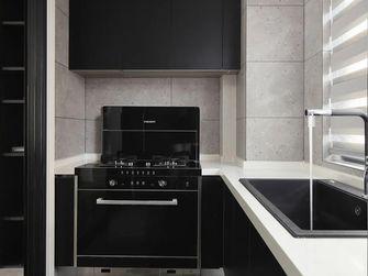130平米四室两厅现代简约风格厨房装修案例