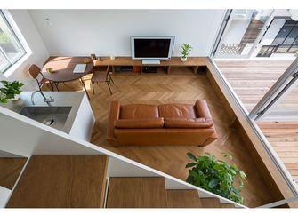 40平米小户型日式风格客厅图片