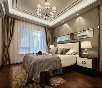 120平米四室两厅宜家风格卧室欣赏图