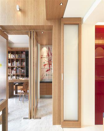 70平米复式欧式风格书房效果图