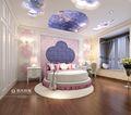 140平米四室两厅欧式风格儿童房装修效果图