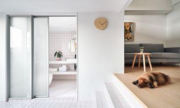 30平米小户型宜家风格楼梯间设计图