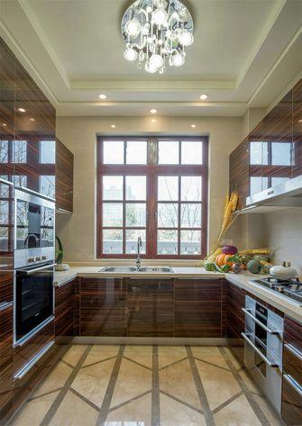 140平米别墅欧式风格厨房图片