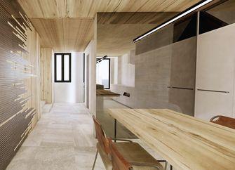140平米别墅日式风格走廊设计图