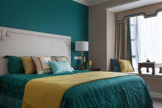 140平米三室四厅混搭风格卧室图片