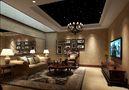 20万以上140平米别墅田园风格影音室图片大全