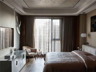 100平米三室两厅田园风格卧室图