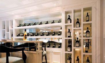 20万以上140平米三室两厅地中海风格储藏室图