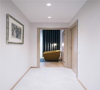 110平米公寓北欧风格走廊图片