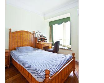 90平米美式风格儿童房欣赏图