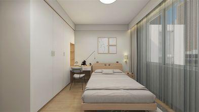100平米四室一厅北欧风格卧室设计图