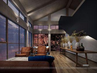 140平米别墅东南亚风格阳光房图