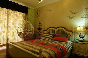 90平米三室两厅地中海风格卧室装修效果图