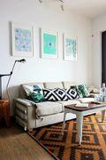 一室户现代简约风格图片