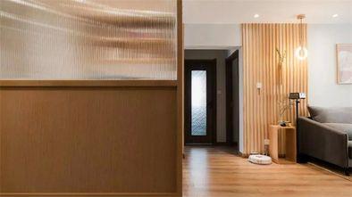80平米日式风格玄关设计图