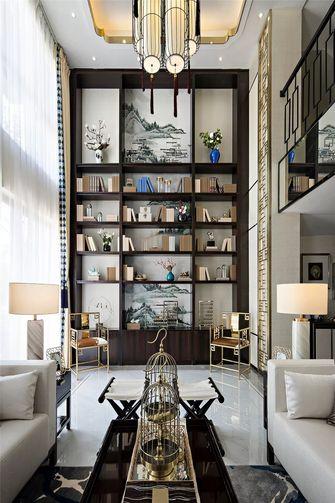 140平米别墅中式风格楼梯间装修图片大全