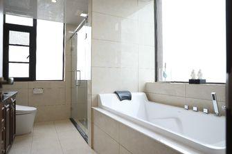120平米中式风格卫生间效果图