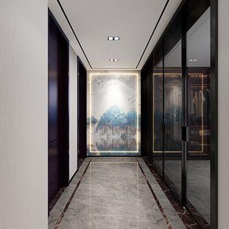 80平米公寓混搭风格走廊欣赏图