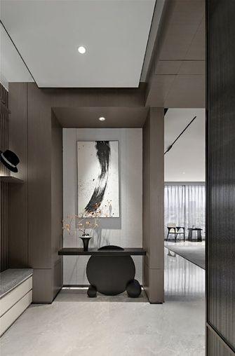 140平米四现代简约风格玄关设计图