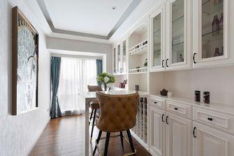 110平米三室两厅美式风格储藏室装修案例