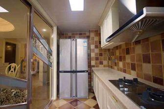 富裕型140平米复式欧式风格厨房装修图片大全