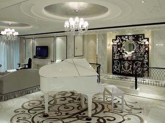 15-20万140平米四室四厅新古典风格影音室图片大全