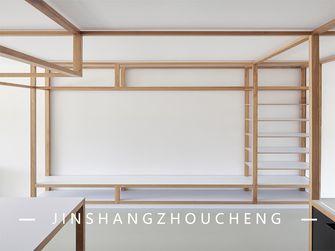 60平米公寓日式风格走廊装修效果图