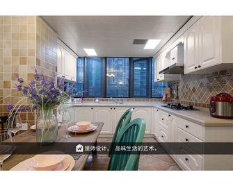 120平米三英伦风格厨房装修案例