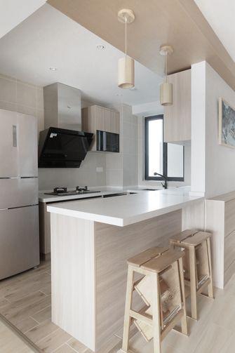120平米日式风格厨房图片