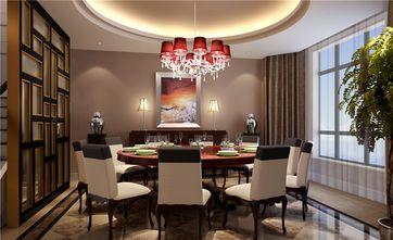 90平米三欧式风格餐厅装修效果图