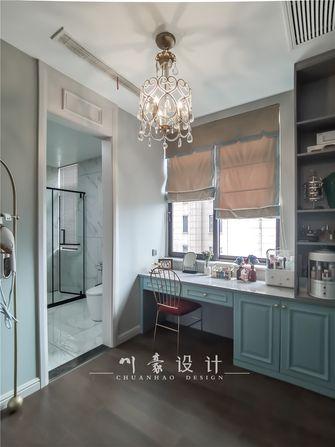 140平米四室两厅欧式风格梳妆台效果图