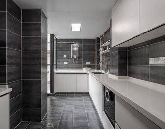 60平米公寓混搭风格厨房图片大全
