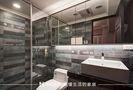 140平米复式美式风格卫生间浴室柜图
