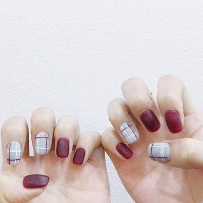 雲璟美妆美甲图